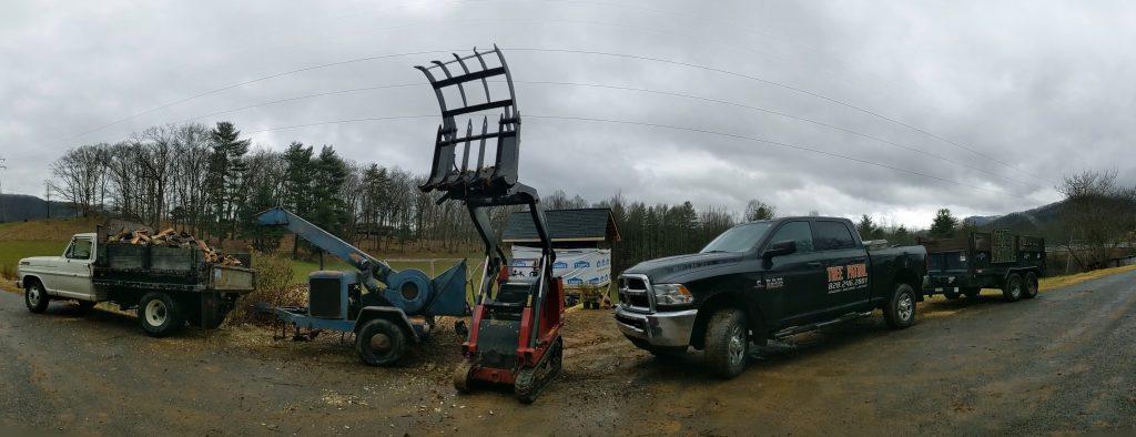 Tree Patrols Equipment